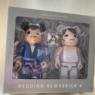 BE@RBRICK グリーティング結婚 4 PLUS 400%
