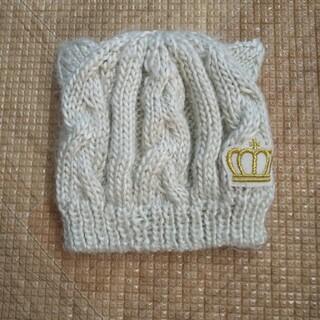 ベビードール(BABYDOLL)のベビーニット帽子(帽子)