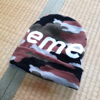 supreme ニット帽(ニット帽/ビーニー)