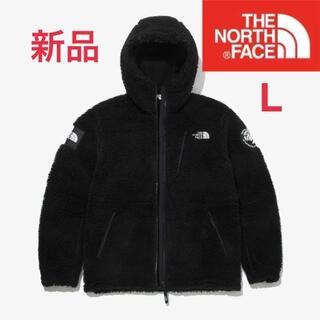 THE NORTH FACE - 新品【海外限定】ザ ノース フェイス フリース フードL