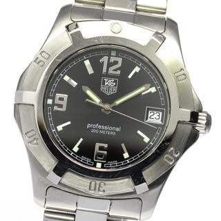 タグホイヤー(TAG Heuer)のタグホイヤー アクアレーサー デイト WN1110 メンズ 【中古】(腕時計(アナログ))