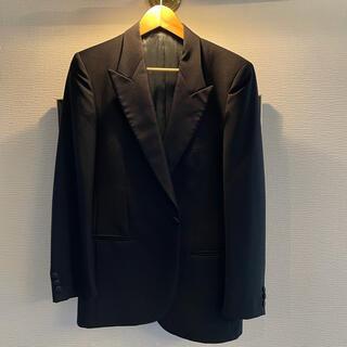 ヴァレンティノガラヴァーニ(valentino garavani)のヴァレンチノ ガラバーニ スーツ メンズ 上下 黒(セットアップ)