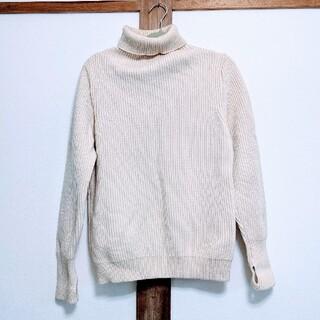 コモリ(COMOLI)のアンデルセンアンデルセン タートルネックセーター(ニット/セーター)