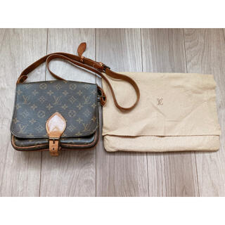 LOUIS VUITTON - ルイヴィトン カルトシエール バッグ