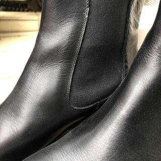ファビオルスコーニ(FABIO RUSCONI)のファビオルスコーニ サイドゴアブーツ 37(ブーツ)