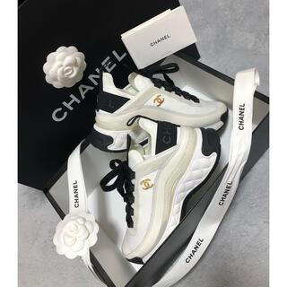 CHANEL - CHANEL スニーカー 35