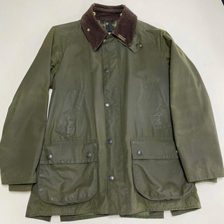 Barbour - barbour バブアー bedale ビデイル ビンテージ セージ 38