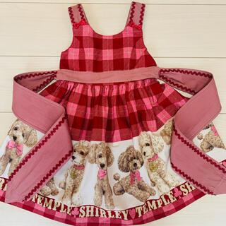 Shirley Temple - シャーリーテンプル 110cm プードル JSK