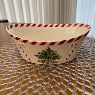 spode(スポード) クリスマスツリー オーバルボール