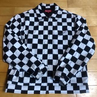 Supreme - Supreme 20FW Velvet Work Jacket サイズM 美品