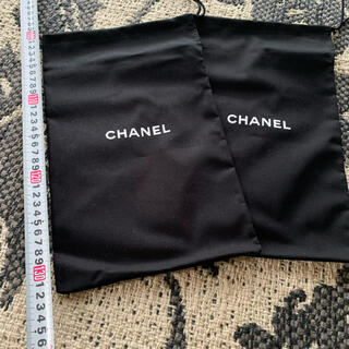 CHANEL - 未使用 シャネル 保存袋 2枚 ①