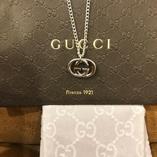 Gucci - グッチ チャーム シルバー ネックレス