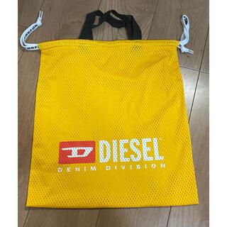 ディーゼル(DIESEL)のdieselメッシュバッグ(エコバッグ)