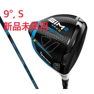 TaylorMade - SIM2 MAX -D シム2マックス TENSEI BLUE TM50