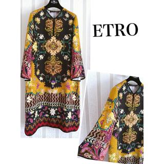 ETRO - 格安セール☆極美品 ETRO エトロ ゆったり リラックス ドレス/チュニック