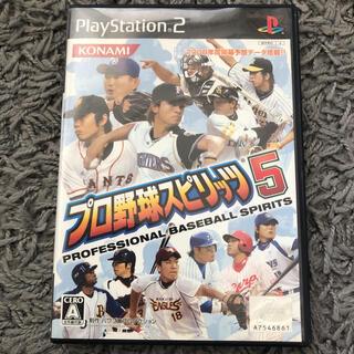 PlayStation2 - PS2 プロ野球スピリッツ5