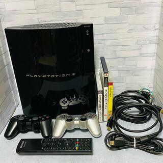 PlayStation3 - PS3 プレイステーション3 初期型 CECH-B00 本体 セット
