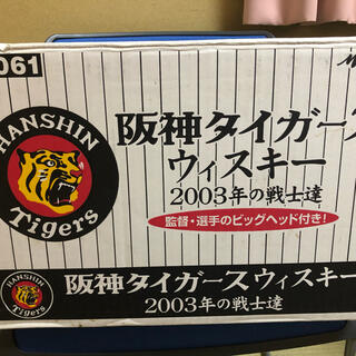 阪神タイガース - 阪神タイガース 2003年優勝記念ウイスキー