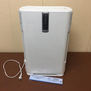 DAIKIN - ダイキン クリアフォース 加湿空気清浄機 除湿機