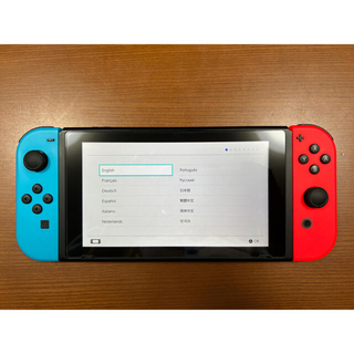 Nintendo Switch - Switch 本体 中古品