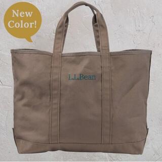 L.L.Bean - エルエルビーン グローサリートート 新色ブラウン