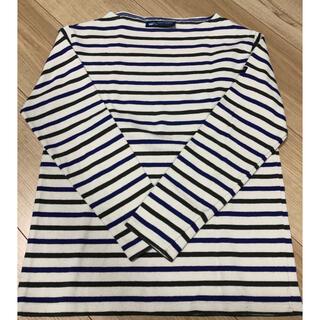 セントジェームス(SAINT JAMES)の《美品》セントジェームス 2色ボーダー(Tシャツ(長袖/七分))