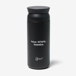 ダブルタップス(W)taps)のWTAPS 500ML BOTTLE  STEEL KINTO ブラック(タンブラー)
