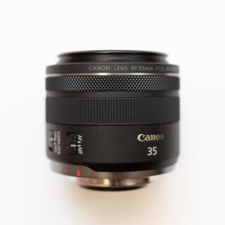 EOS RF 35mm f1.8 Canon macro レンズ キャノン