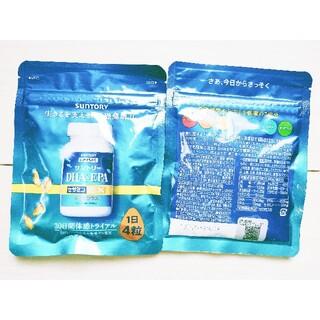 サントリー - サントリーSUNTORY DHA&EPAセサミンEXオリザプラス120粒×2袋