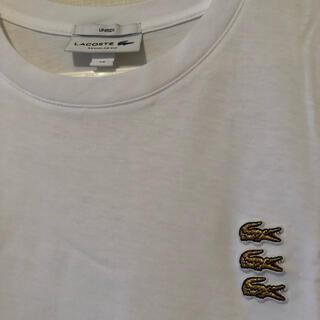 LACOSTE - ラコステ ユニセックスTシャツ