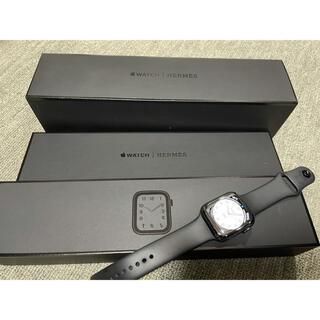 Apple Watch - HERMES Apple Watch series5  44mm