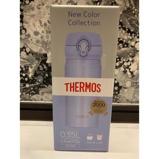 サーモス(THERMOS)のNO:17 サーモス 水筒 ケータイマグ 350ml ブルー JNL-354(水筒)