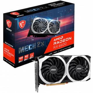 送料無料 新品未開封MSI Radeon RX 6600 MECH 2X 8G