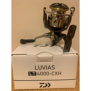 DAIWA - 20ルビアスLT4000-CXH 日本製