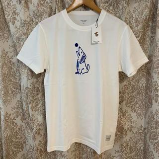 Paul Smith - 新品未使用 Paul smith ポールスミス Tシャツ ホワイト M
