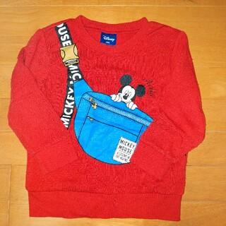 Disney - キッズ 子供服 ミッキー 100