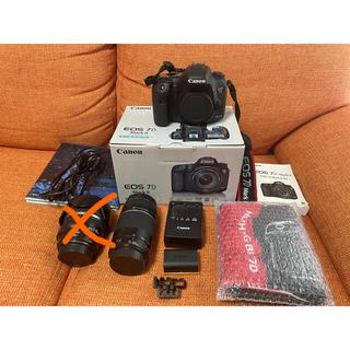 Canon - Canon EOS 7D Mark Ⅱ (G)