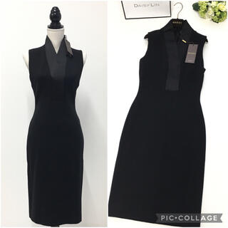 Gucci - 新品未使用 タグ付き グッチ GUCCI ドレス ブラック ワンピース