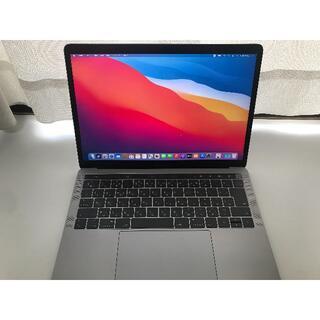 Apple - MacBook Pro 2017 A1706 8GB/512GB タッチバー