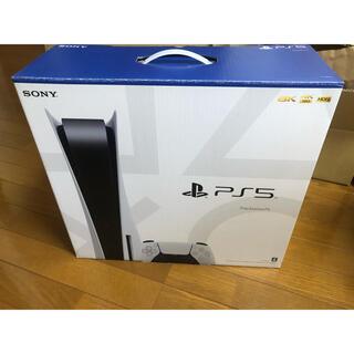 SONY - SONY PlayStation5 ディスクドライブ搭載モデル