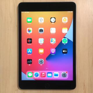 未使用に近い iPad mini4 128GB バッテリー100%(タブレット)