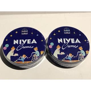 ニベア(ニベア)の★新品★ニベアクリーム 大缶 169g×2個 花王NIVEA スキンケアクリーム(ボディクリーム)
