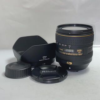 Nikon - 【美品】Nikon AF-S DX 16-80mm f/2.8-4E ED VR