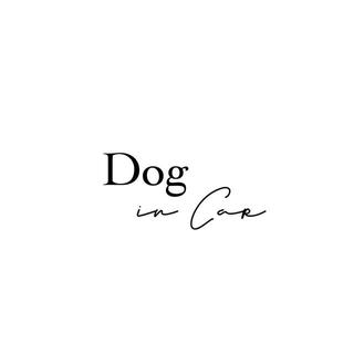 【RECおまけつき】ドッグ インカー カーサイン  車ステッカー dog イヌ