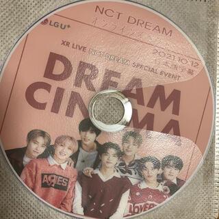 NCT DREAM CINEMA DVD