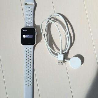 Apple Watch - Apple Watch series 2  42mm  ナイキ
