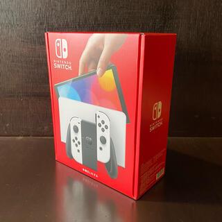 Nintendo Switch - 新品 Nintendo Switch 有機ELモデル ホワイト