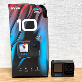 GoPro - 【納品書付】GoPro(ゴープロ) HERO10 CHDHX101FW