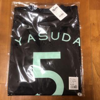 千葉ロッテマリーンズ ブラックサマーTシャツ YASUDA