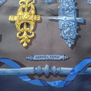 Hermes - エルメス Hermes シルクスカーフ カレ90